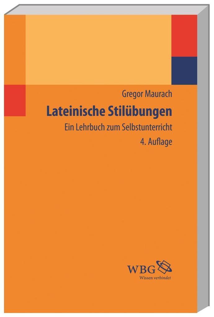 Lateinische Stilübungen als Buch (gebunden)
