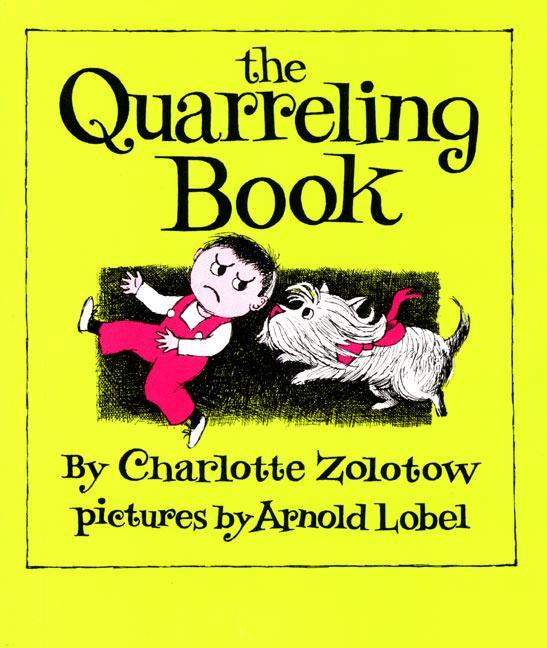 The Quarreling Book als Taschenbuch