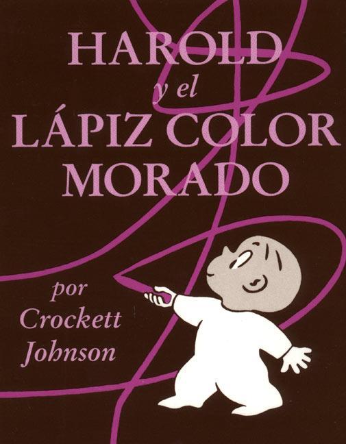 Harold y el lapiz color morado als Taschenbuch
