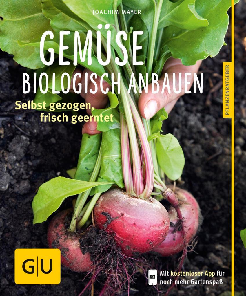 Gemüse biologisch anbauen als eBook epub
