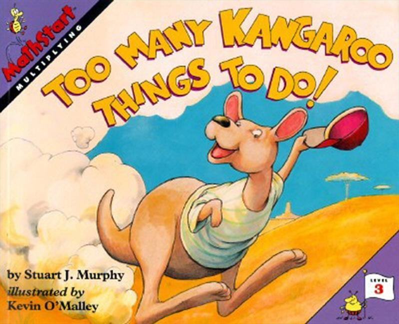 Too Many Kangaroo Things to Do! als Taschenbuch