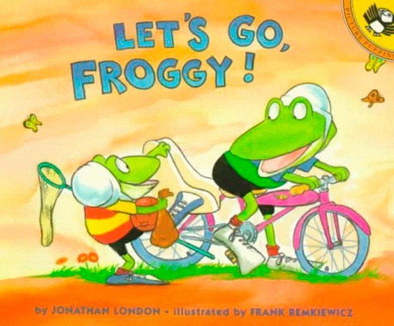 Let's Go, Froggy! als Taschenbuch