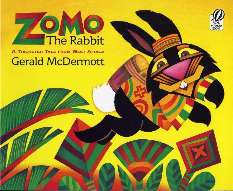 Zomo the Rabbit als Taschenbuch