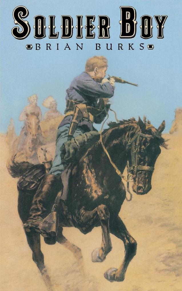 Soldier Boy als Taschenbuch