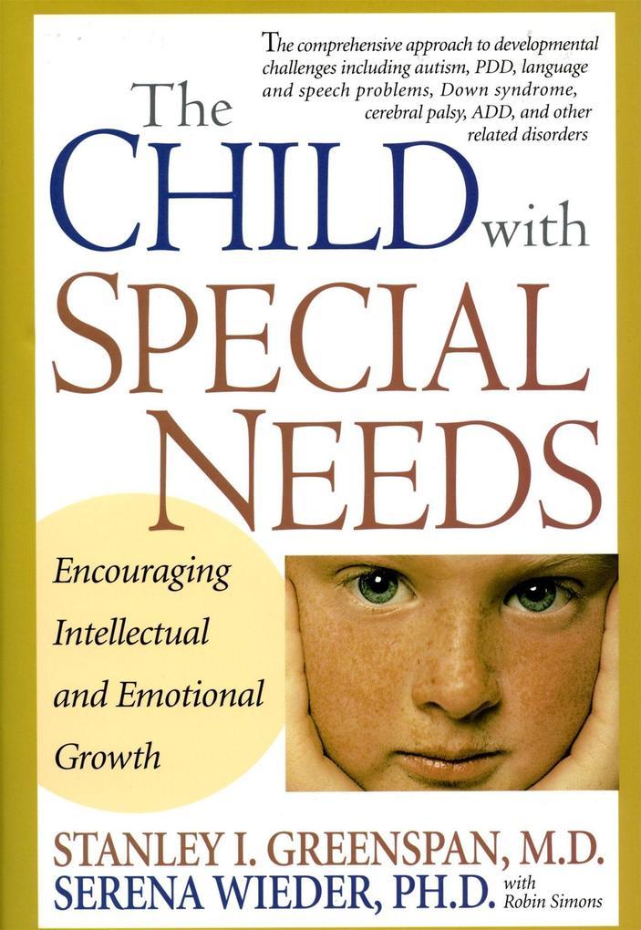 The Child With Special Needs als Buch (gebunden)