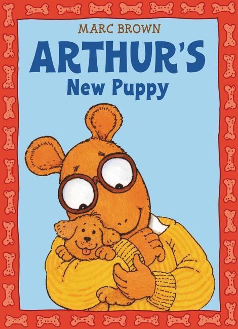 Arthur's New Puppy als Taschenbuch