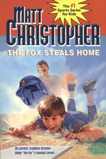 The Fox Steals Home als Taschenbuch