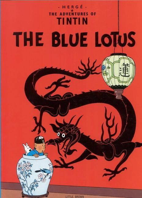 The Blue Lotus als Taschenbuch