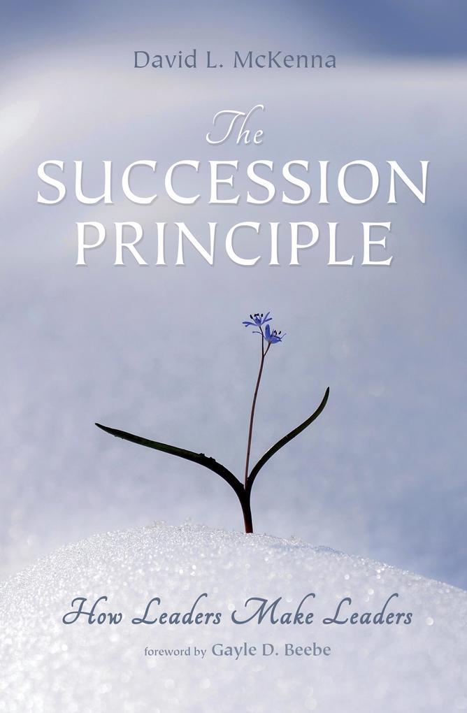 The Succession Principle als eBook epub