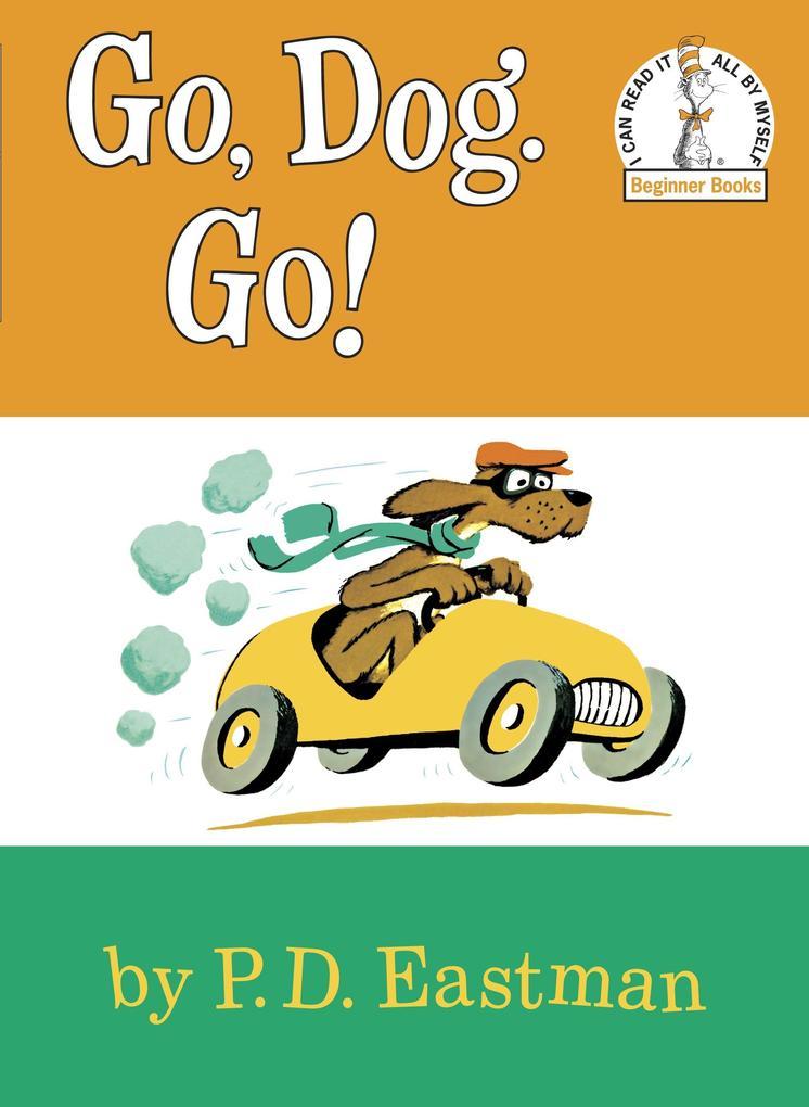 Go, Dog, Go! als Buch (gebunden)