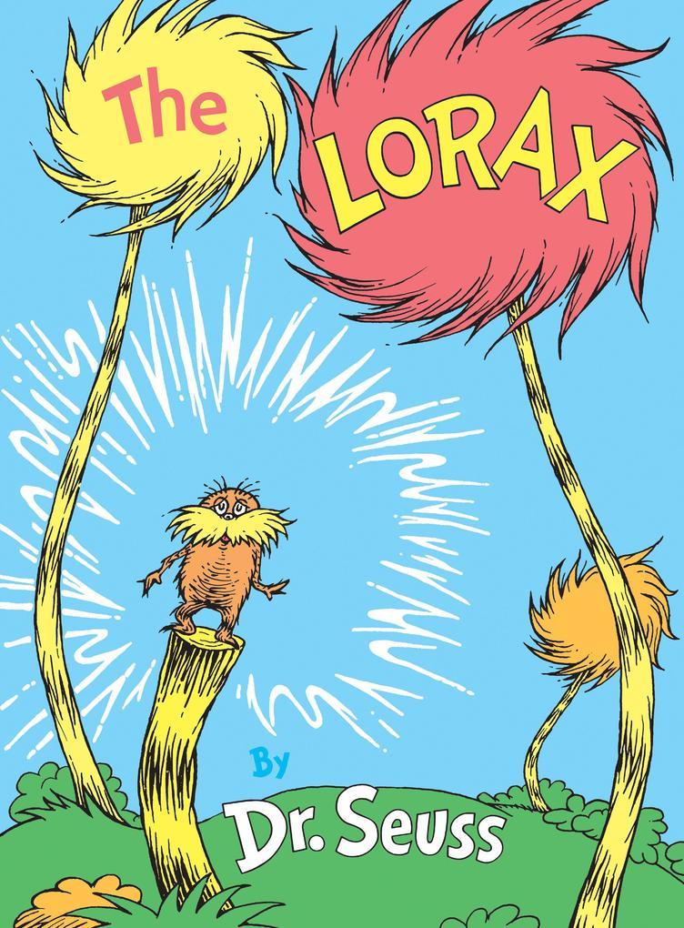 The Lorax als Buch (gebunden)