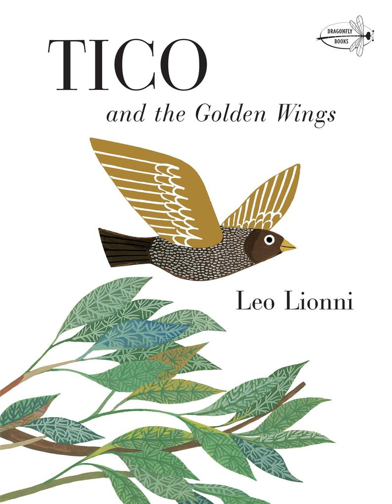 TICO and the Golden Wings als Taschenbuch