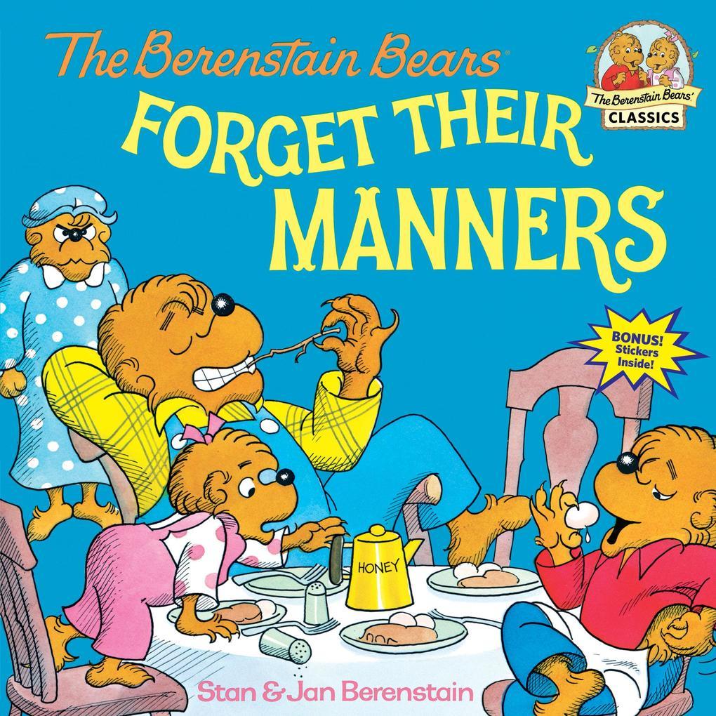 Berenstain Bears Forget Their Man als Taschenbuch