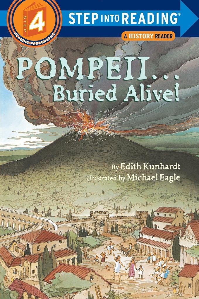 Pompeii...Buried Alive als Taschenbuch
