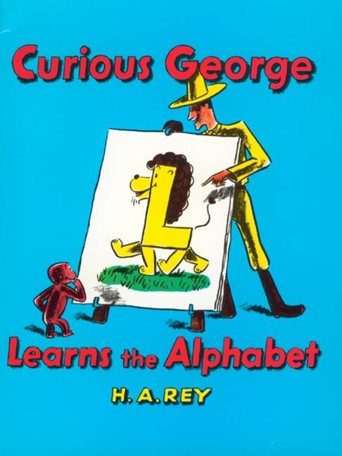Curious George Learns the Alphabet als Taschenbuch