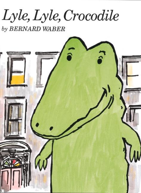 Lyle, Lyle, Crocodile als Taschenbuch