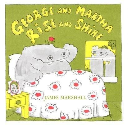 George and Martha Rise and Shine als Buch (gebunden)