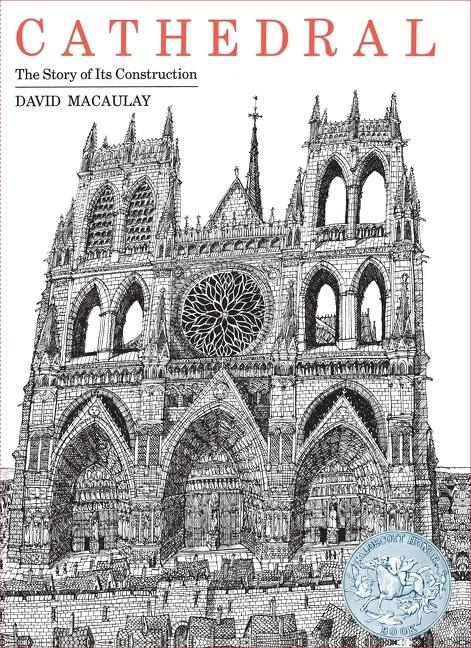 Cathedral: The Story of Its Construction als Buch (kartoniert)