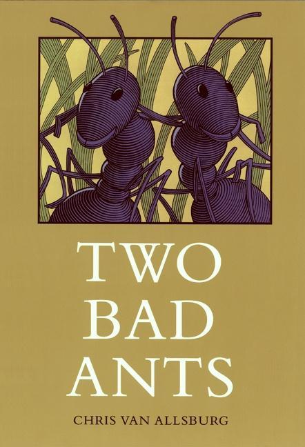 Two Bad Ants als Buch (gebunden)