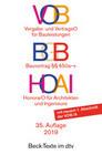 VOB / BGB Bauvertrag / HOAI