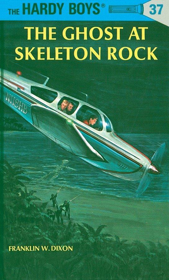 The Ghost at Skeleton Rock als Buch (gebunden)
