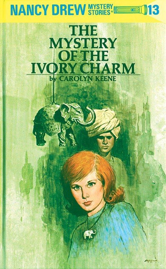Nancy Drew 13: The Mystery of the Ivory Charm als Buch (gebunden)