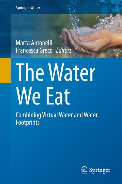 The Water We Eat als Buch (gebunden)