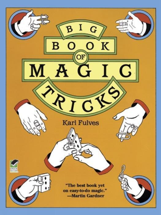 Big Book of Magic Tricks als Buch (gebunden)