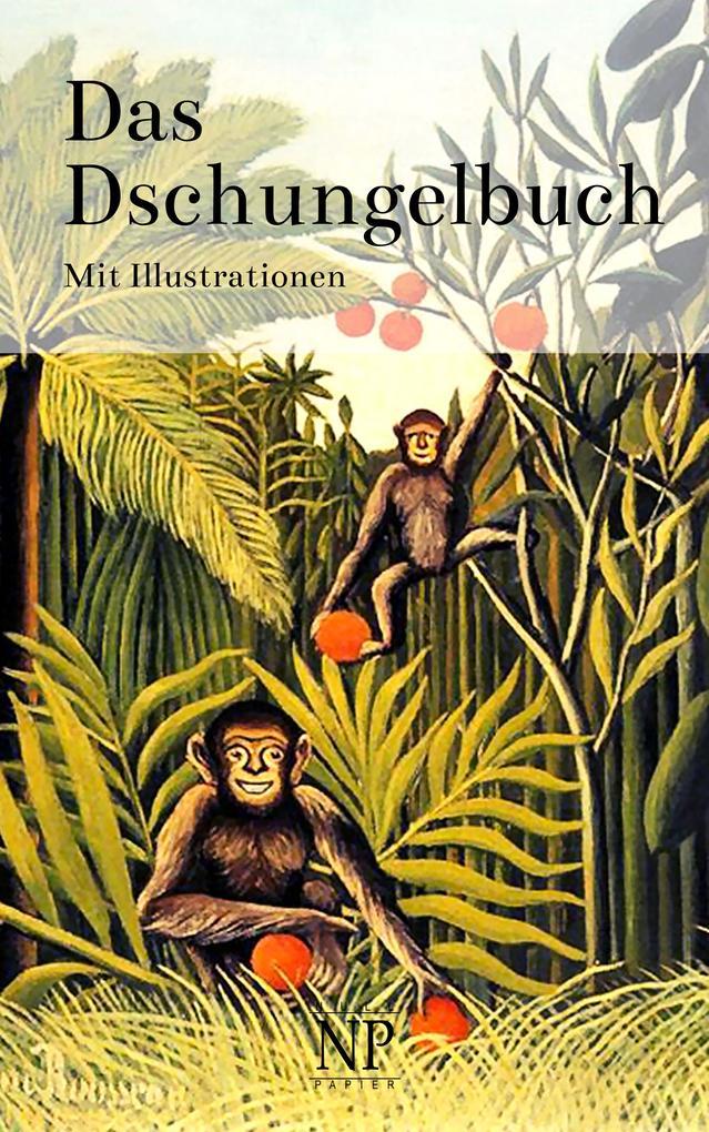 Das Dschungelbuch als eBook epub