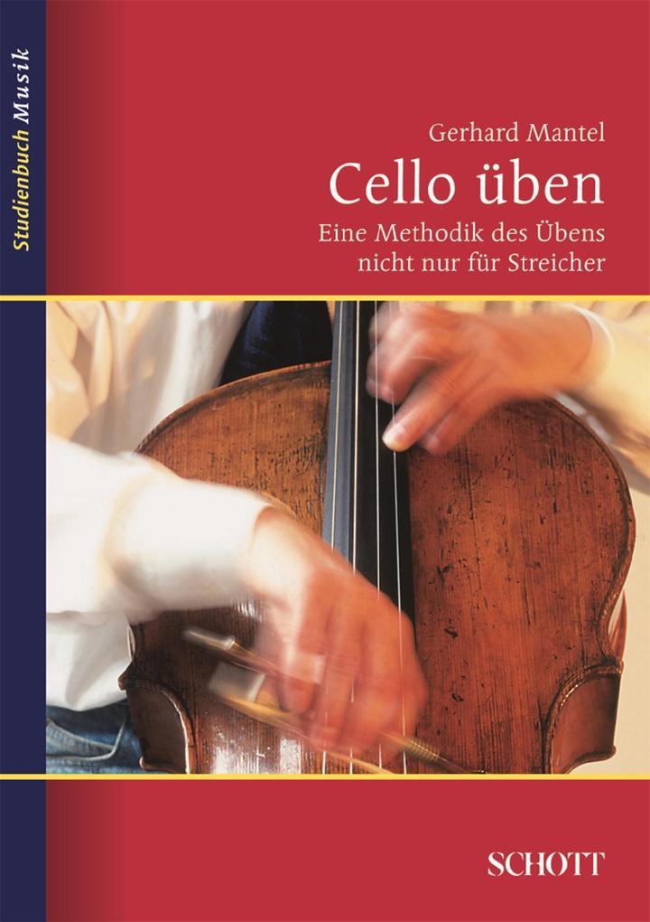 Cello üben als eBook epub