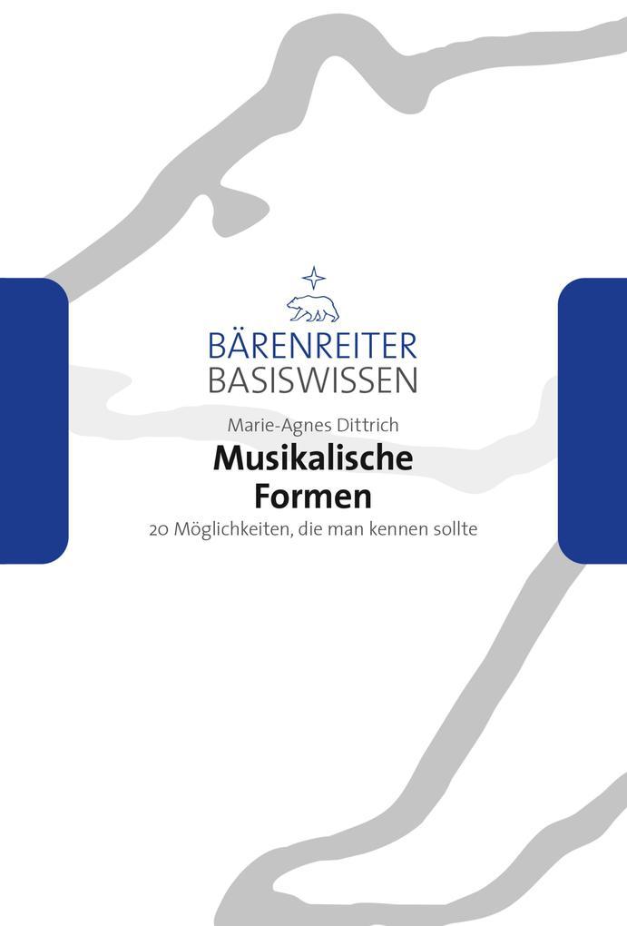 Musikalische Formen als eBook pdf