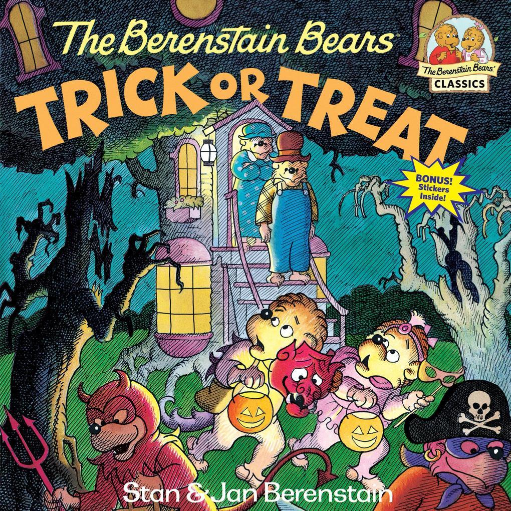 Berenstain Bears Trick Or Treat als Taschenbuch