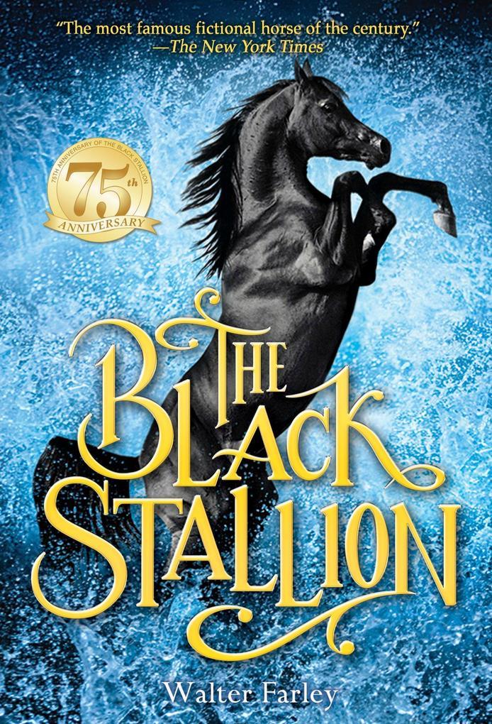 The Black Stallion als Taschenbuch