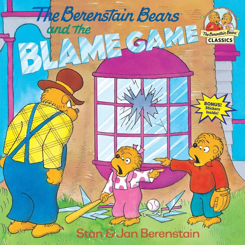 Berenstain Bears & The Blame als Taschenbuch