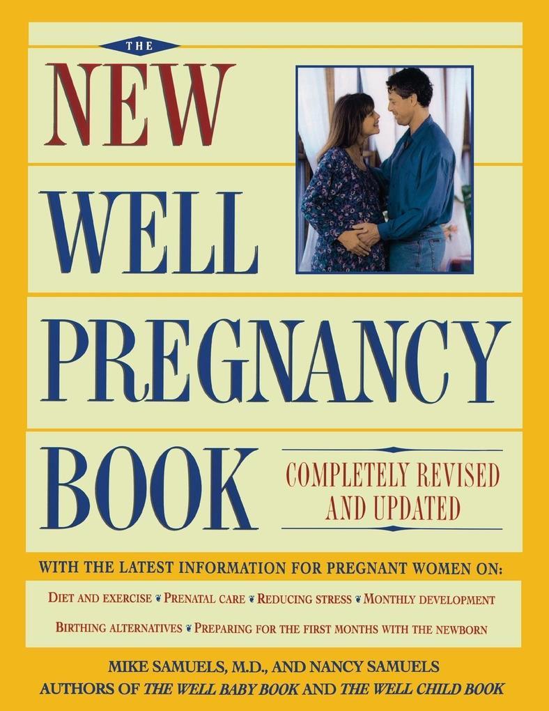 New Well Pregnancy Book als Taschenbuch