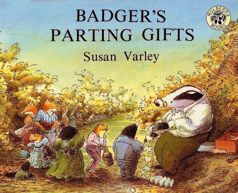 Badger's Parting Gifts als Buch (gebunden)