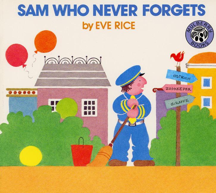Sam Who Never Forgets als Taschenbuch