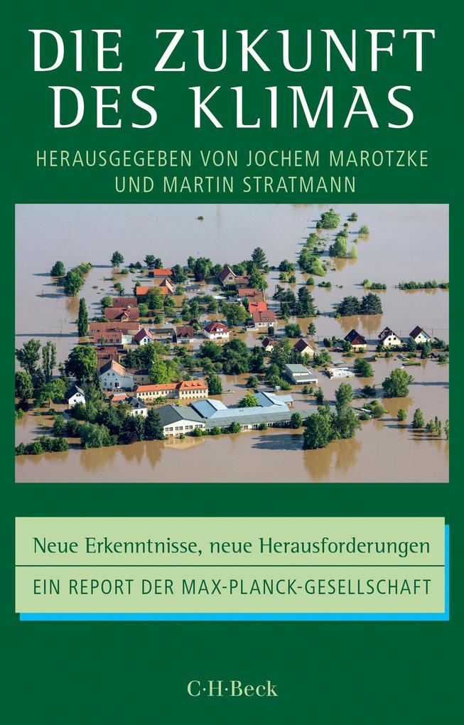 Die Zukunft des Klimas als eBook