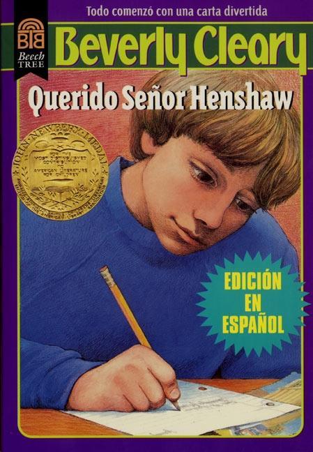 Querido Senor Henshaw als Taschenbuch
