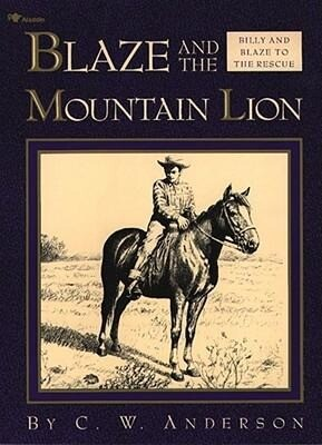 Blaze and the Mountain Lion als Taschenbuch