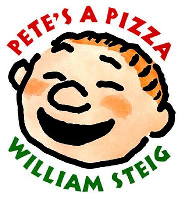 Pete's a Pizza als Buch (gebunden)