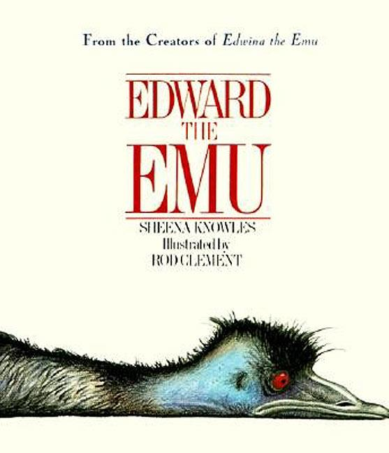 Edward the Emu als Taschenbuch