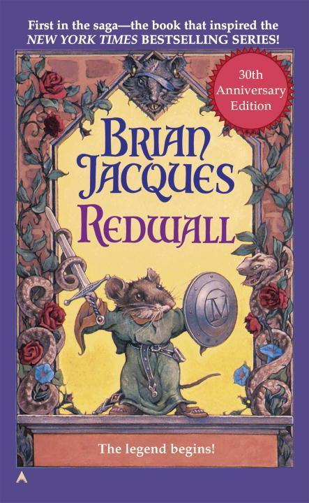 Redwall: 30th Anniversary Edition als Taschenbuch