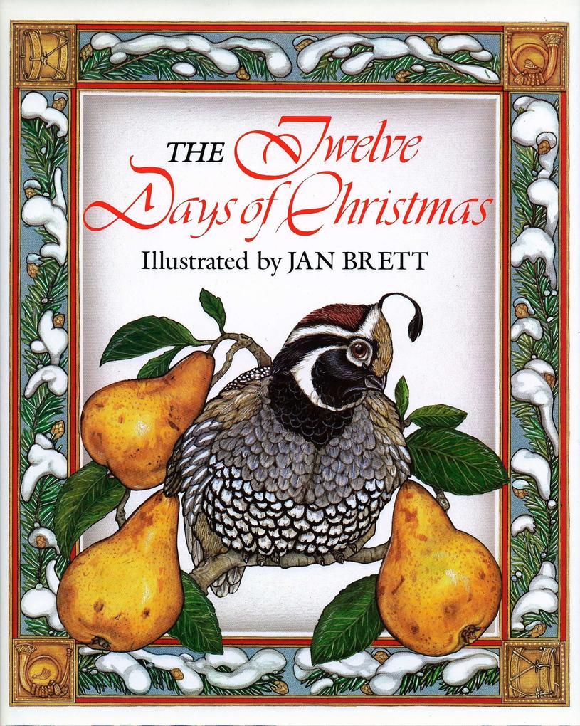The Twelve Days of Christmas als Taschenbuch