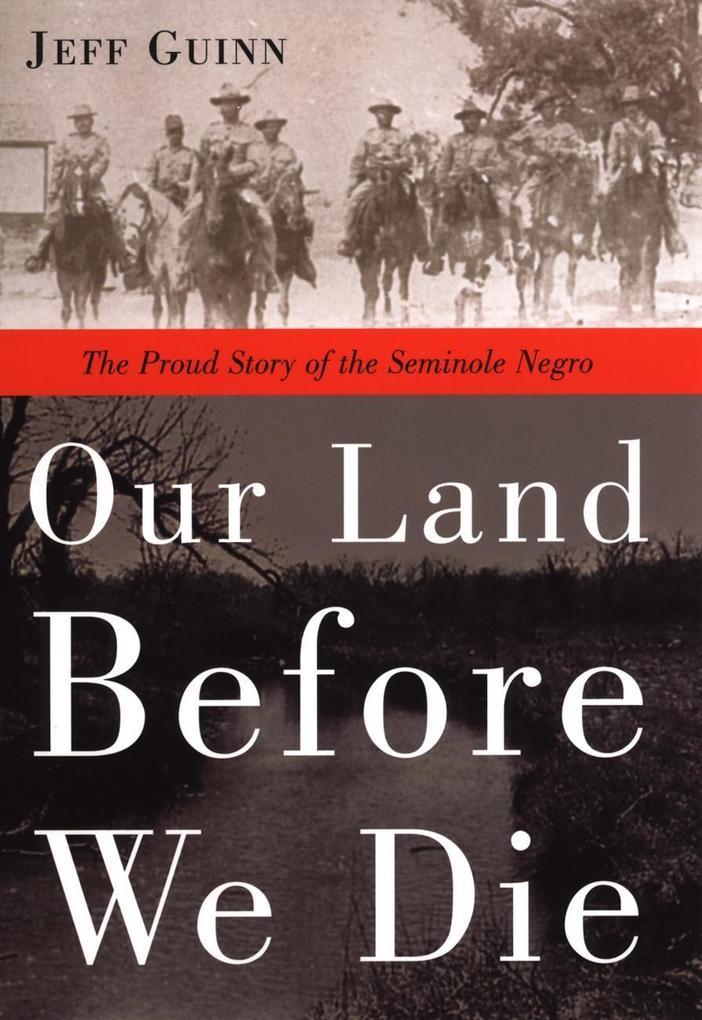 Our Land Before We Die als eBook epub