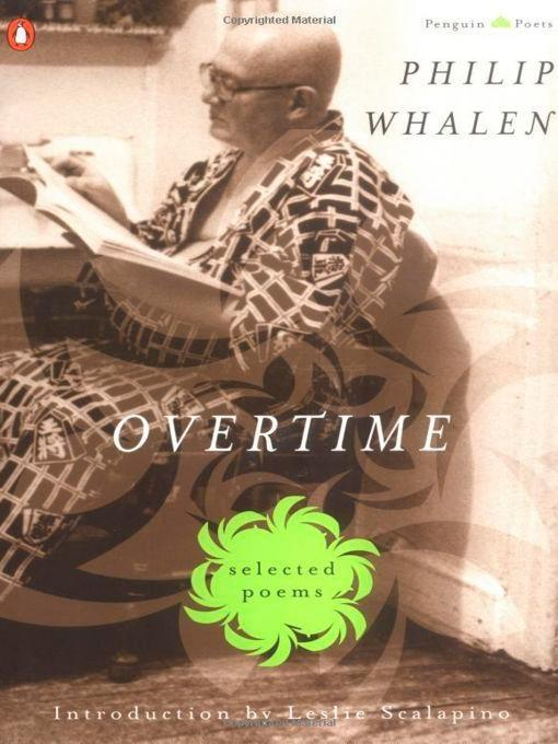 Overtime: Selected Poems als eBook epub