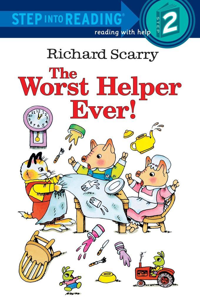 The Worst Helper Ever als Taschenbuch