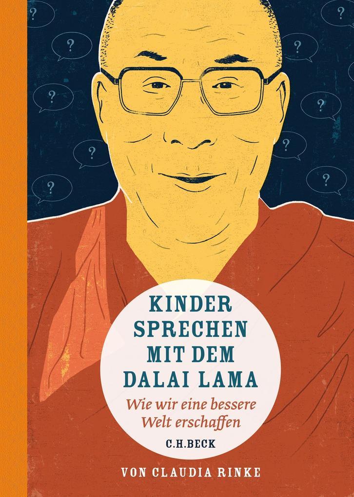 Kinder sprechen mit dem Dalai Lama als eBook epub
