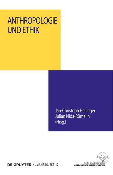 Anthropologie und Ethik als Buch (gebunden)