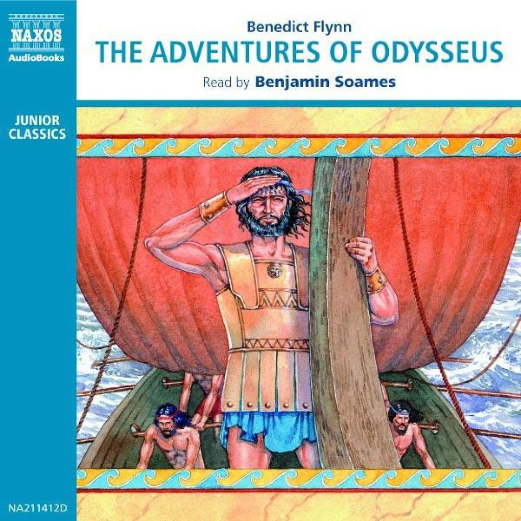 The Adventures of Odysseus als Hörbuch Download